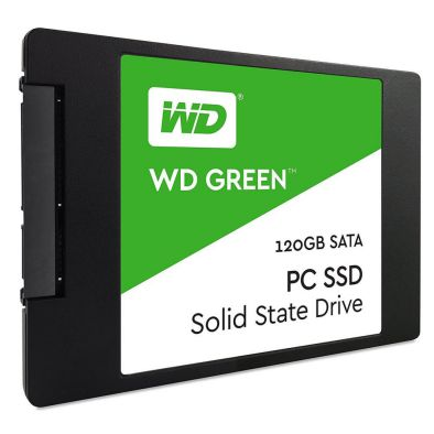 120 WD GREEN WDS120G2G0A